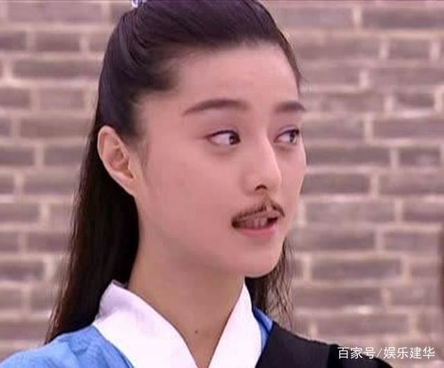 古装美女扎马尾,刘涛英俊、赵丽颖干练,而她美唯美头像美女侧脸图片