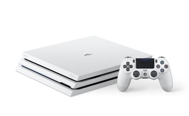 索尼PS4 Pro推出全新配色 11月中開賣