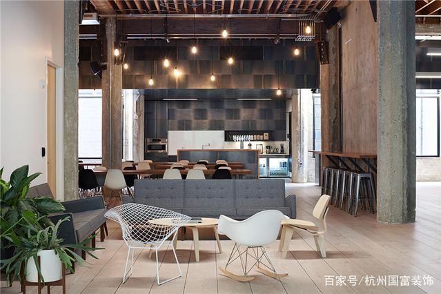 」杭州工业风IT办公室装修设计图片2016包装设计毕业展图片