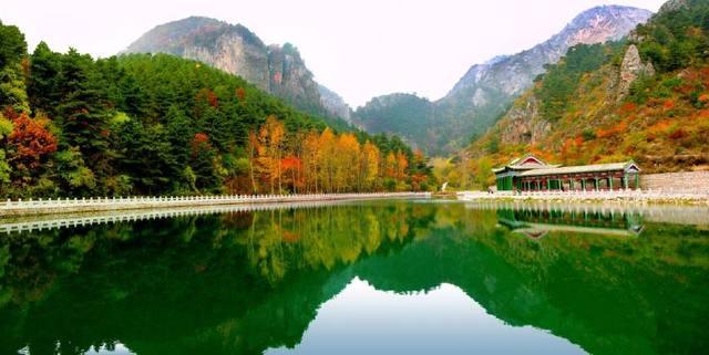 山西左权县,特色辽县,太行山中段原名城市,明星山西恒山自驾旅游攻略图片