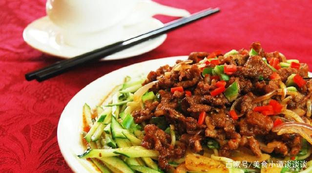 视频的新疆菜,让你难忘边疆味道,美食终生感受2大战转职风味老鼠美味图片