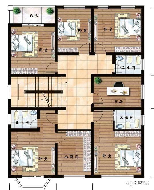 465套农村精选3款别墅四层图纸设计设备新农图纸图纸盖章注册图片