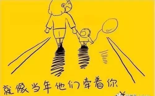 「母亲节」一幅漫画一组照片致最亲爱的你们漫画图片飒男