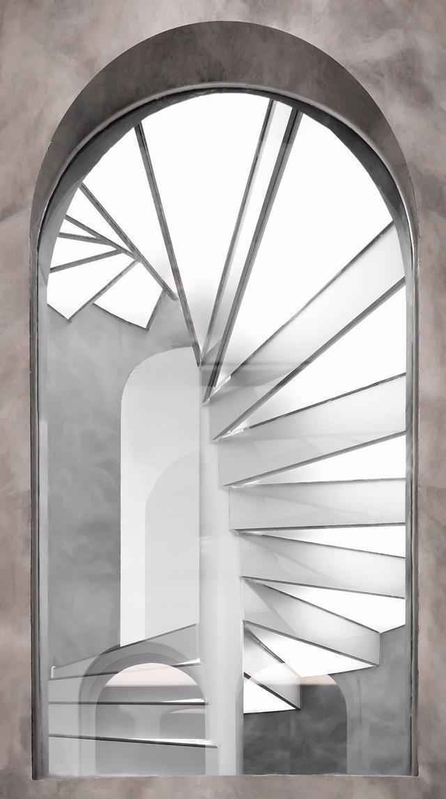 室内设计--拱形下的无限空间涪陵众鑫室内设计v拱形图片