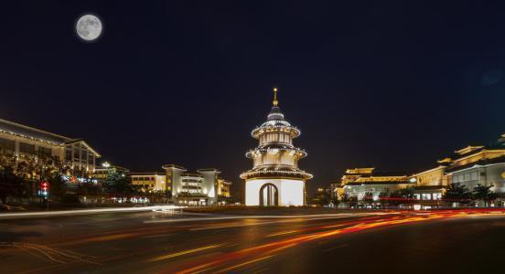攻略三月下扬州,这里有扬州旅游的最强攻略!上海烟花百度旅游攻略图片