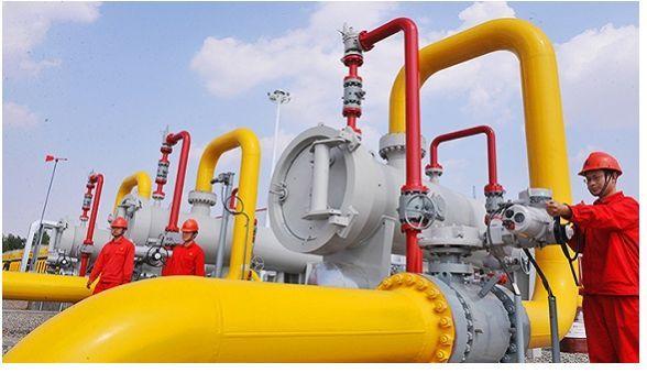 哈薩克斯坦對華出口天然氣規模增至每年100億立方米