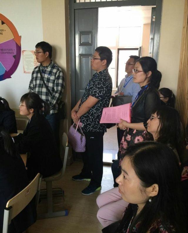 上海(潍坊)新纪元教学高中部双学校主线成果展高中部赵旭太原十二中图片