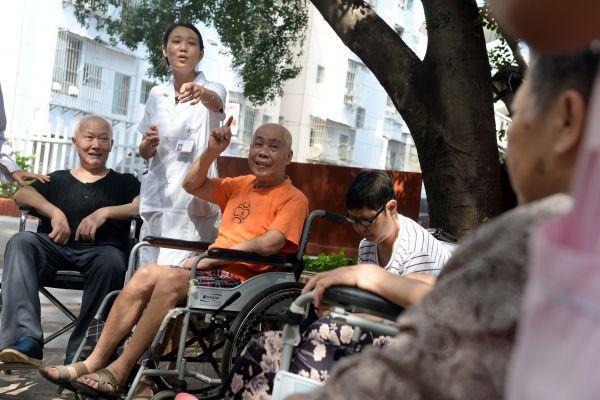 外媒:中國60歲以上老人將達4億 亟需國家養老戰略