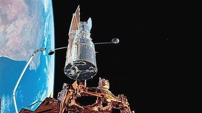 哈勃望遠鏡,無法與你說再見