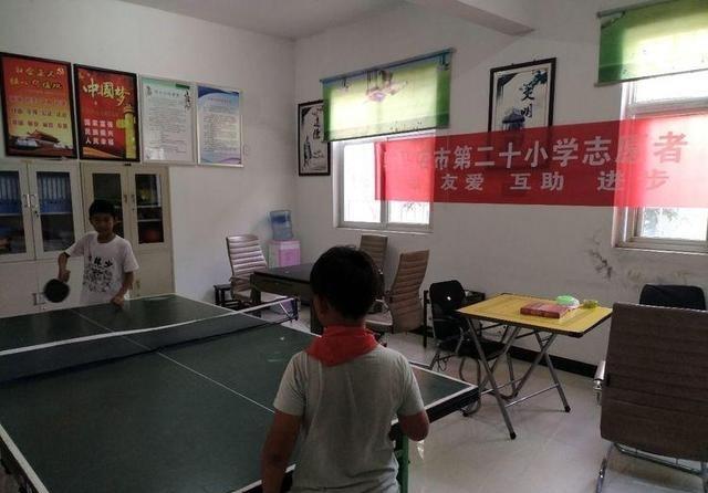 驻马店市第二十期刊志愿者v期刊四小小学适合塘坊社区的开展学生图片