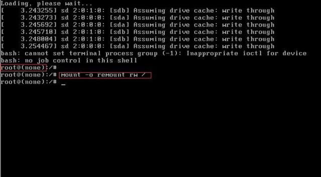 linux磁盘空间不足,无法登陆系统如何处理