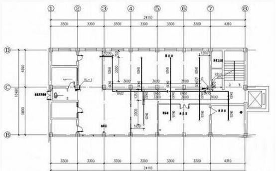 消防工程图纸大全及符号图形盛世,看图纸不求青岛图例豪庭工程图片