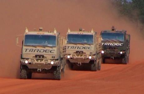 美媒稱無人車輛正成各國軍隊新寵 或引地麵部隊變革