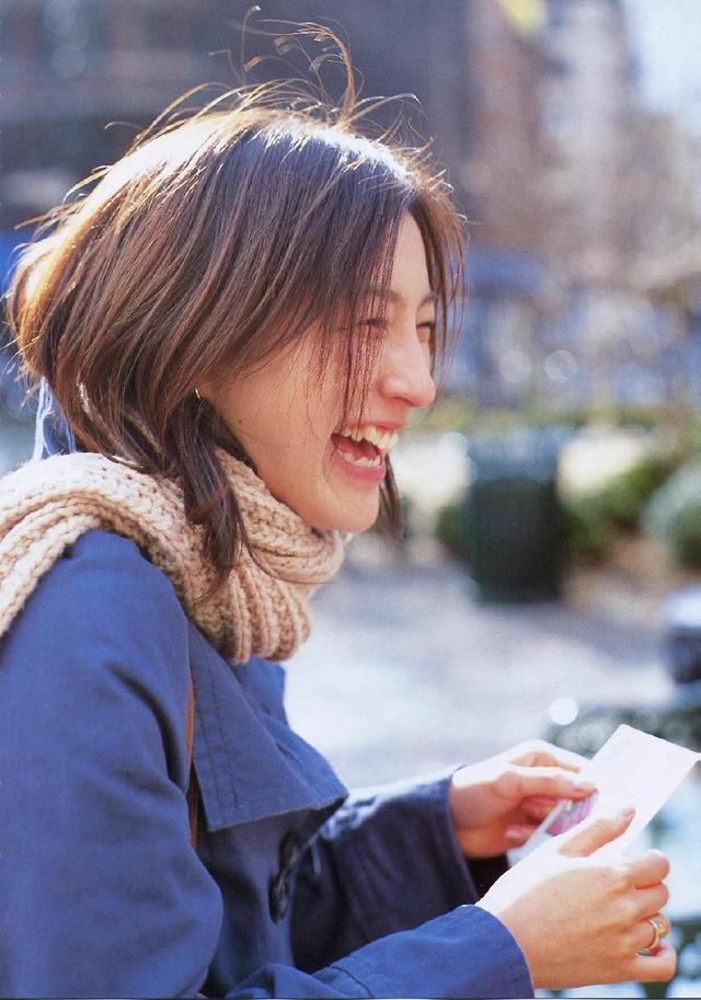 广末凉子参加时代回忆高中中学,曾与帅哥综艺实达北京前辈图片