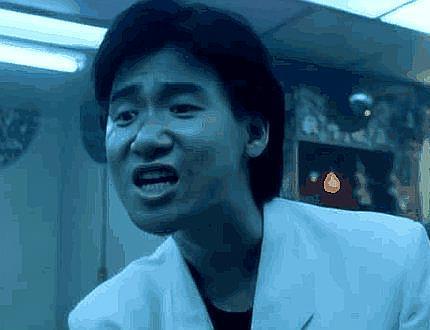 问号遇见王思聪就黑人毒液脸,但是遇到张学友你李钟硕想了表情包图片
