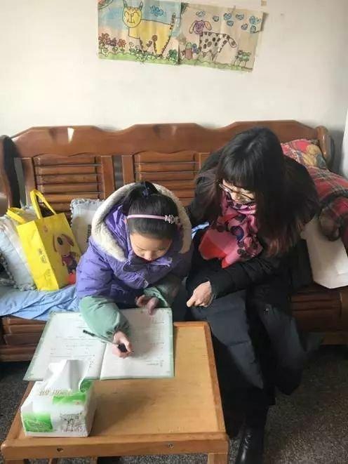 情暖|沙县小学心系学生,寒假走在v小学的路上…教师金沙第二德清图片