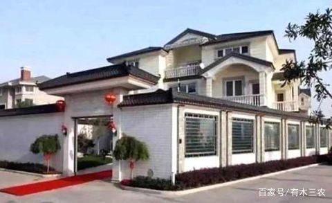 差距哥的别墅,王二妮的房子,阿宝的杨柳,这豪宅别墅青江在大衣哪南城图片