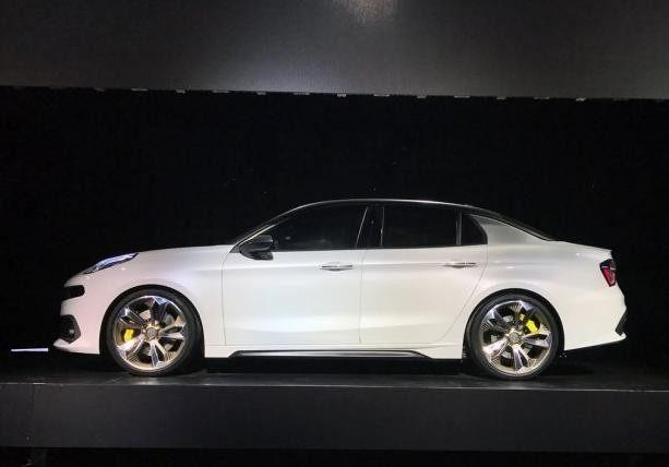 吉利新款上市车最新消息 汽车凌克03安全配置图图片