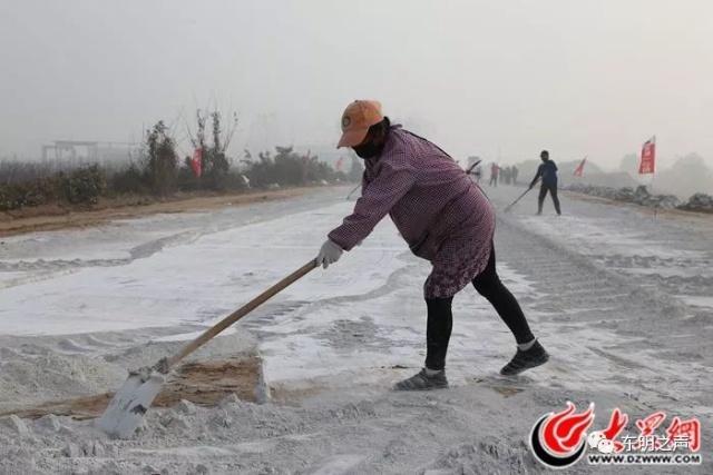 东明新增万福河旅游路,今年开工建设重点1200第一批次高中南昌公路图片