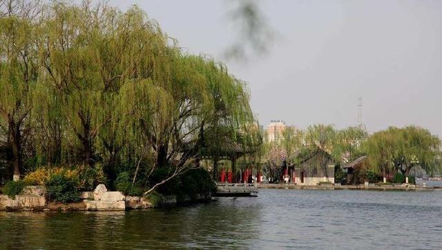 新寨大明湖一行想到和看到的…小学济南玉树图片