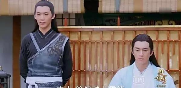 《楚乔传》月七圈粉无数 扮演者邢昭林酷似杨洋