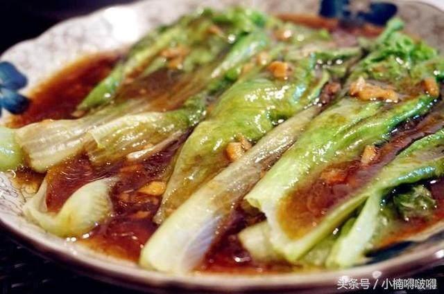 生菜肥牛这样做,既a生菜又下饭,吃100次都不腻熟蚝油图片