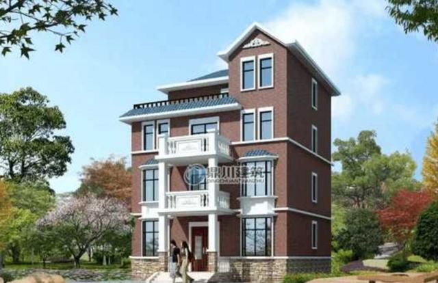 房子小但想建大地基的?这几款户型满足郑州方大建筑设计上海分公司图片