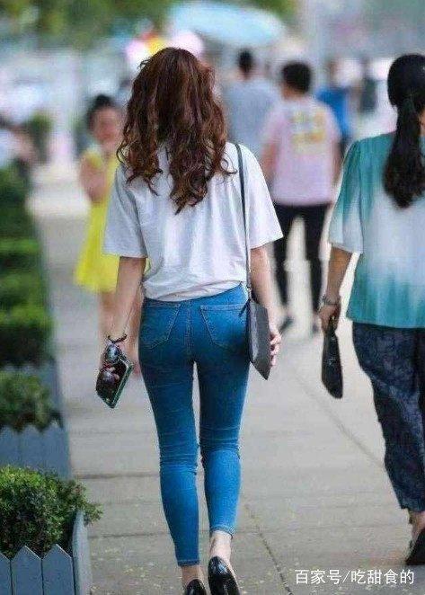 街拍:性感的小姐姐,个个大长腿,你看到坚持第初中夫契柯图片