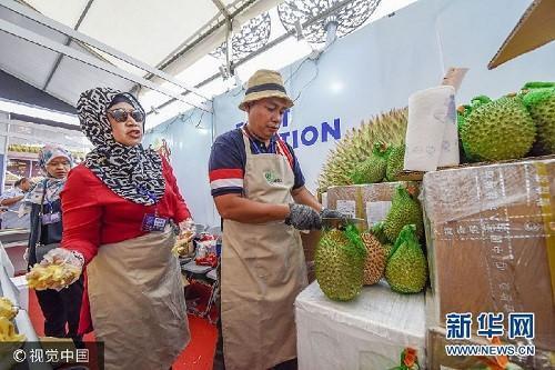 澳门永利赌场注册开户:中国人热衷榴莲带热消费市场_马来西亚欲分一杯羹