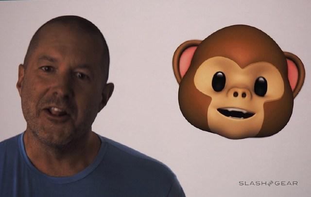 苹果iPhoneX:FaceID,告别Home键,为你定制表情包张馨予图片