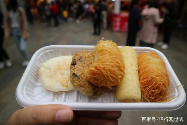 越秀区惠福路的东南亚美食节,人均15元,中国区美食节招商海报图片