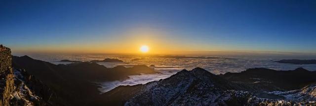 宝鸡秋冬季旅游9条精品线路看这里凉山四川游穷攻略图片