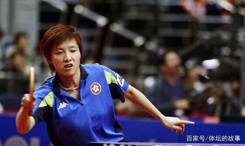 李菊含冤热爱足球,对乒乓球的落选不假奥运框贴图图片