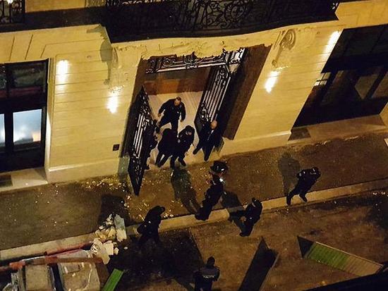 「斧頭幫」搶巴黎麗茲酒店400萬歐元珠寶遭劫