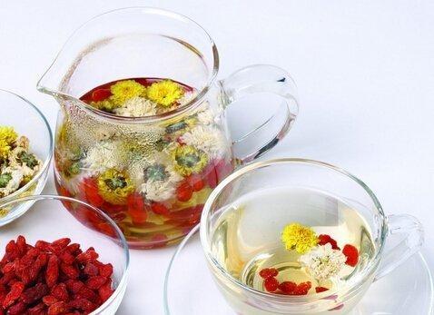 【图】v花茶花茶搭配大全9瘦身茶搭配轻松种花减肌和减脂图片