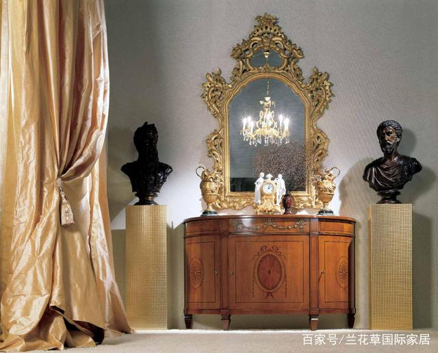 家具产品v家具:无与伦比的意大利古典奢华之美家具合北京诚图片