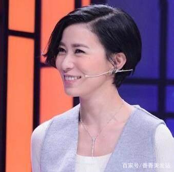 香港80短发流行女年代发型欣赏v短发复古图片2014发型短发短发复古图片