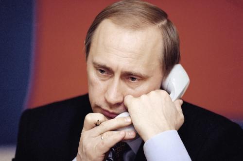 俄或遭生化襲擊?普京:國外勢力正採集俄公民DNA
