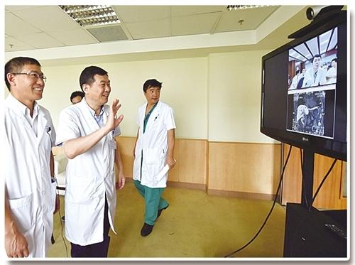 互聯網賦能基層醫療