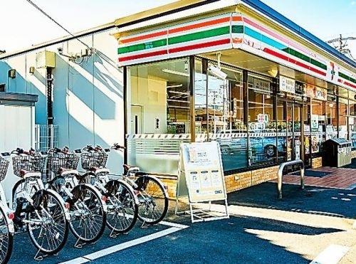 7-11與軟銀合作在日本推出共享單車:信用卡支付