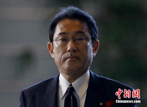 日本前外相岸田文雄:實現修憲需要充分討論