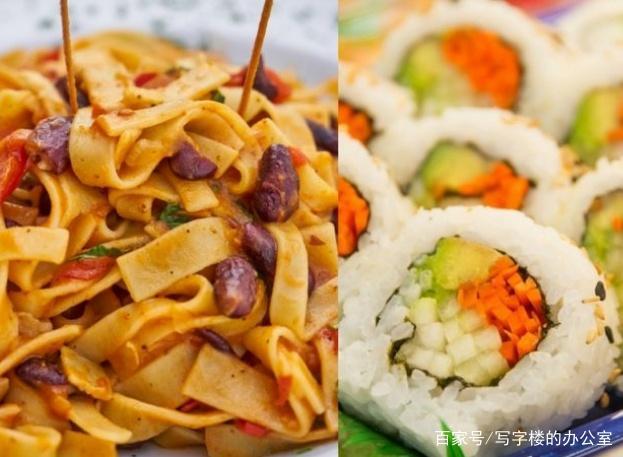 中国美食与欧陆美食的区别,以及饮食文化的不同的美食中国作文图片