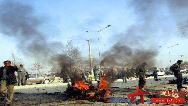 阿富汗東部發生炸彈襲擊至少8死25傷