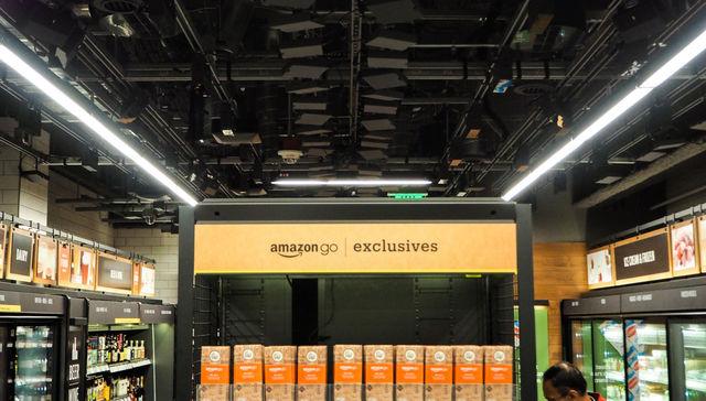 亞馬遜無人便利店Amazon Go今天開張 或改變實體零售業