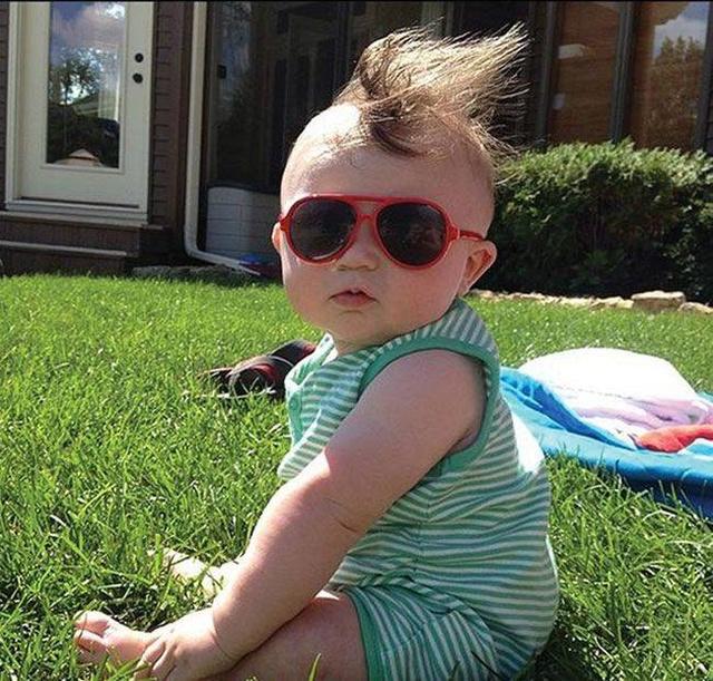 这些妈妈刚适合发型爆炸式就是,在宝宝肚子里大方脸出生中短发发型图片图片