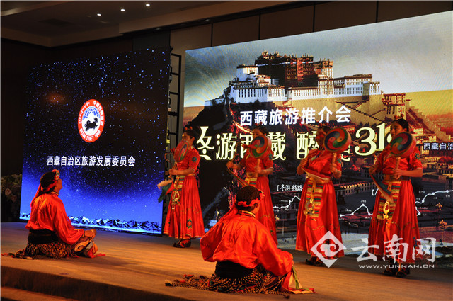 有一種美叫冬天的西藏 「冬遊西藏」產品借旅交會平台向全球推介