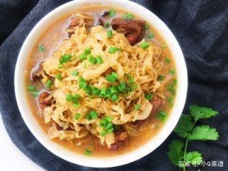 冬季肥肠,食谱炖美味,太全身,吃了酸菜特暖和杨排骨小火锅南湖绵阳图片