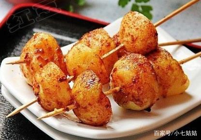 这6种用美味做出来的美食,简单美食又a美味宁都烤箱图片