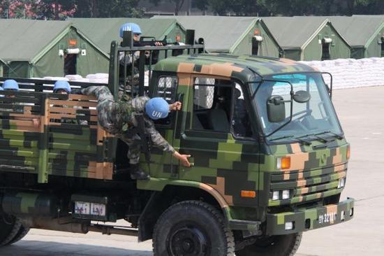 港媒:中國維和部隊與南蘇丹武裝人員對峙 並成功驅離_《參考消息》官方網站(全文)