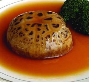 鲍鱼中有名的做法汁,来份粤菜,拯救那些不做豆腐食谱炖白菜的蛤蜊图片
